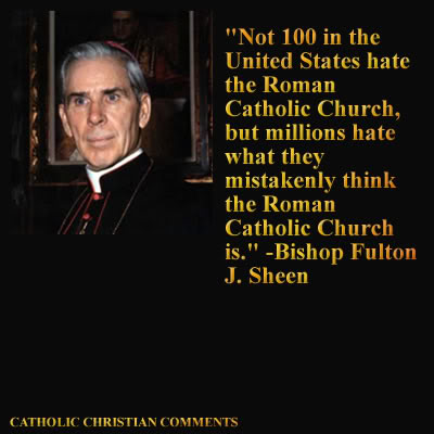 Fulton J. Sheen's quote #2