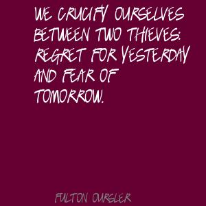 Fulton Oursler's quote #1