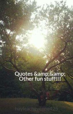 Fun Stuff quote #2