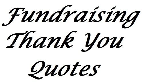 Fund-Raising quote #2