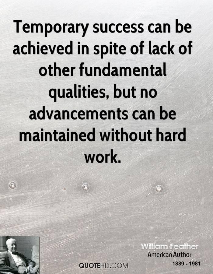 Fundamental quote #2
