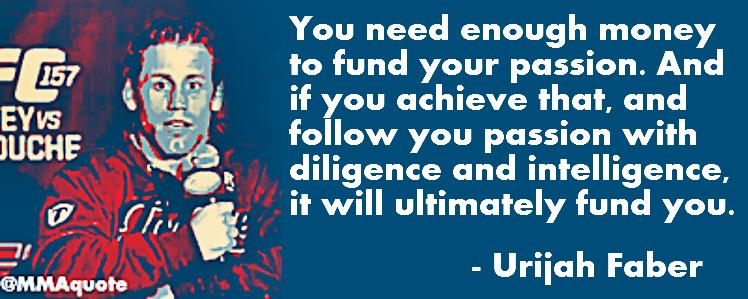 Funding quote #1