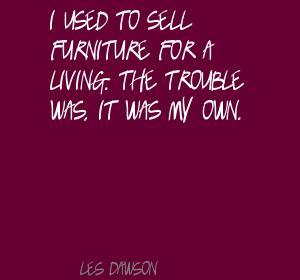 Furniture quote #6