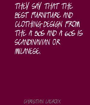 Furniture quote #2