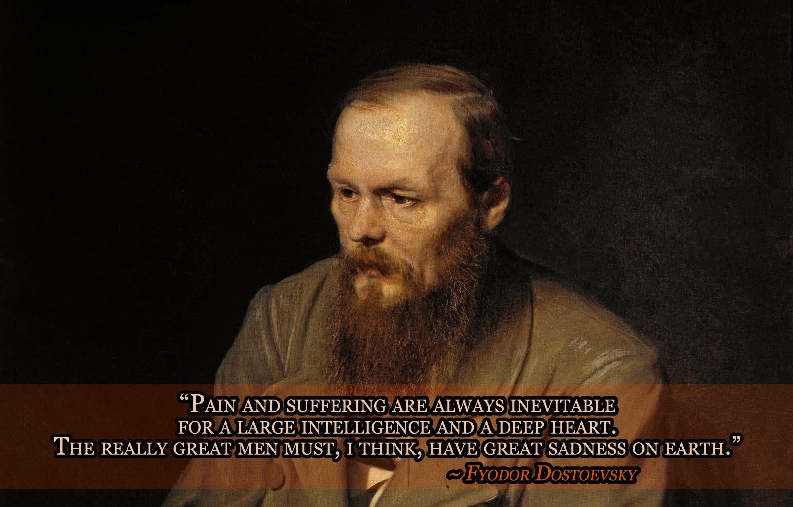 Fyodor Dostoevsky's quote #2