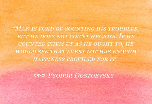 Fyodor Dostoevsky's quote #1