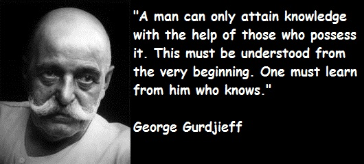 G. I. Gurdjieff's quote #4