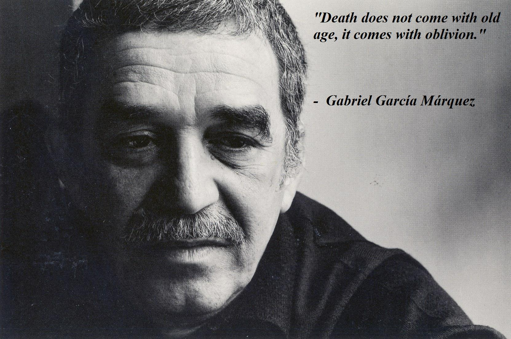 Gabriel Garcia Marquez's quote #6