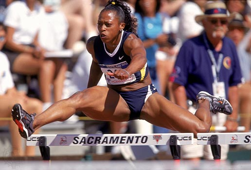 Gail Devers's quote #4