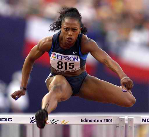 Gail Devers's quote #5