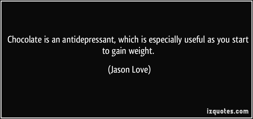 Gain Weight quote #2