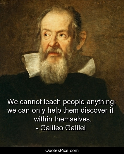 Galileo Galilei's quote #4