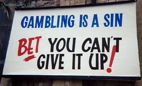 Gambling quote #6