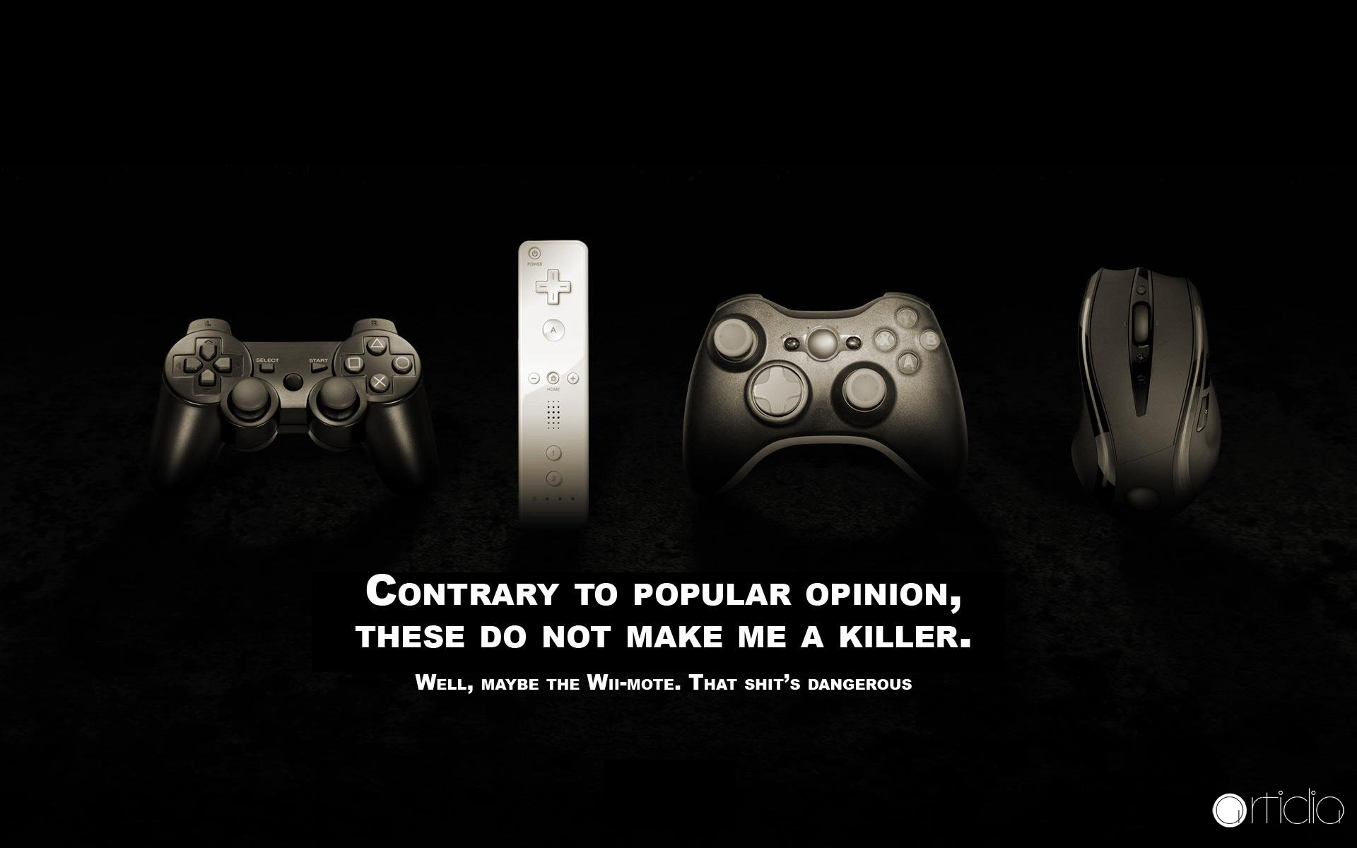 Gaming quote #1