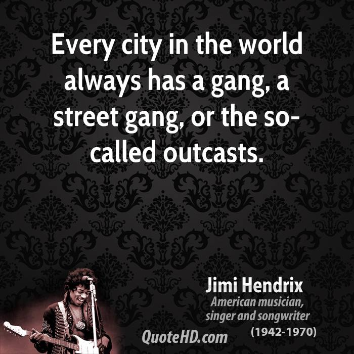 Gang quote #8
