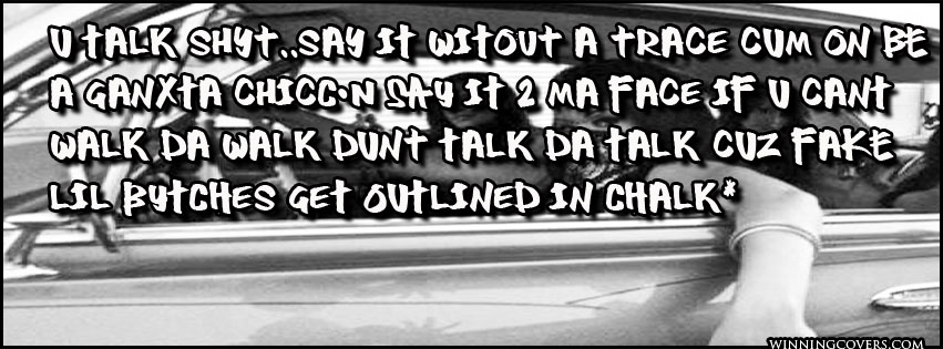 Gangsters quote #2