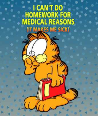 Garfield quote #1