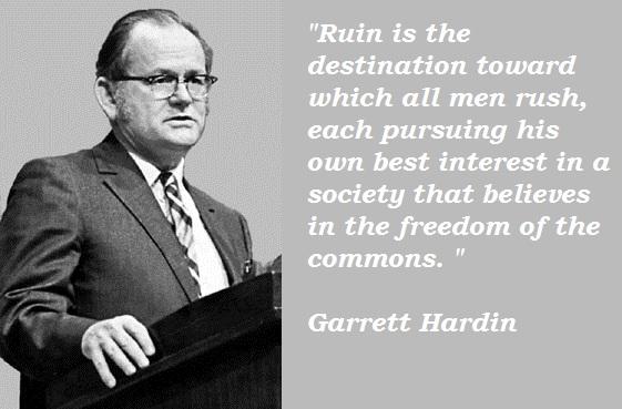 Garrett Hardin's quote #2