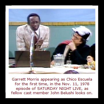 Garrett Morris's quote #1