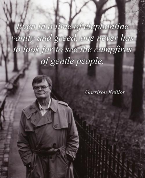 Garrison Keillor's quote #4