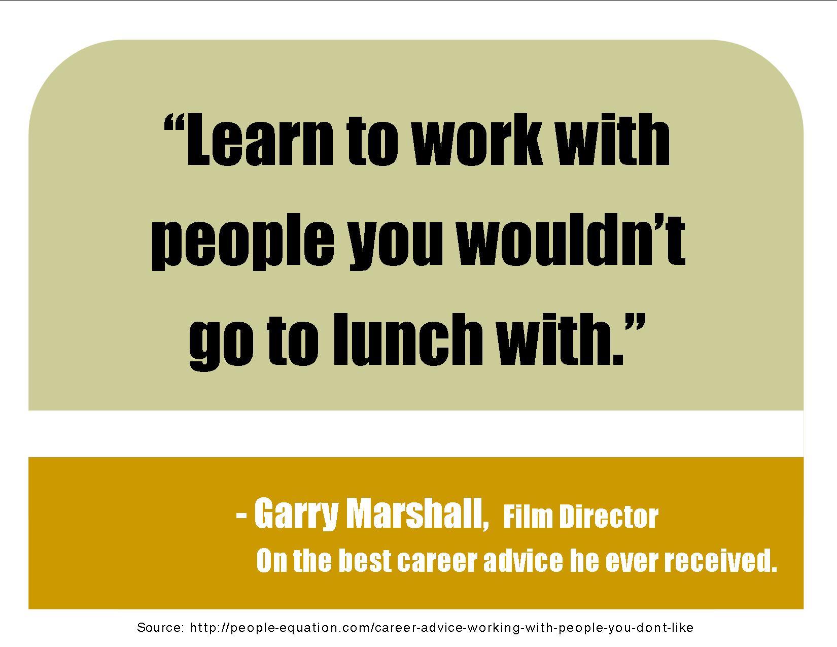 Garry Marshall's quote #4