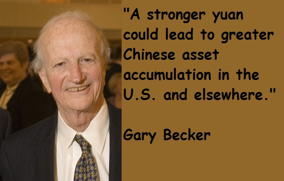 Gary Becker's quote #1