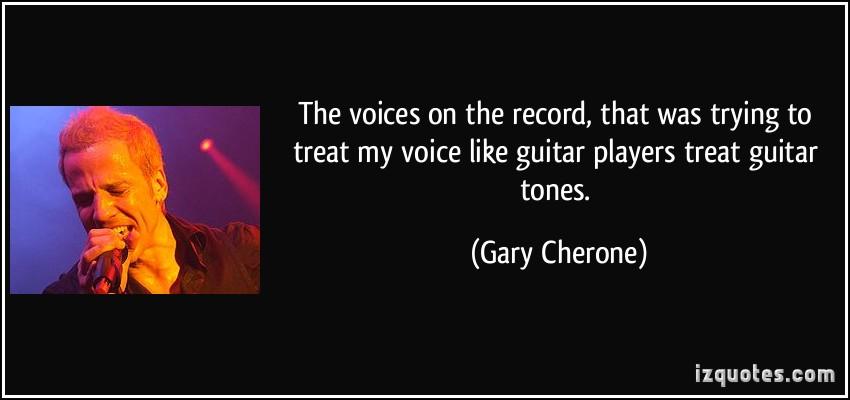 Gary Cherone's quote #2