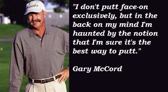 Gary McCord's quote #3