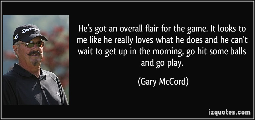 Gary McCord's quote #6