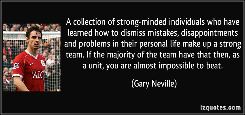 Gary Neville's quote #7