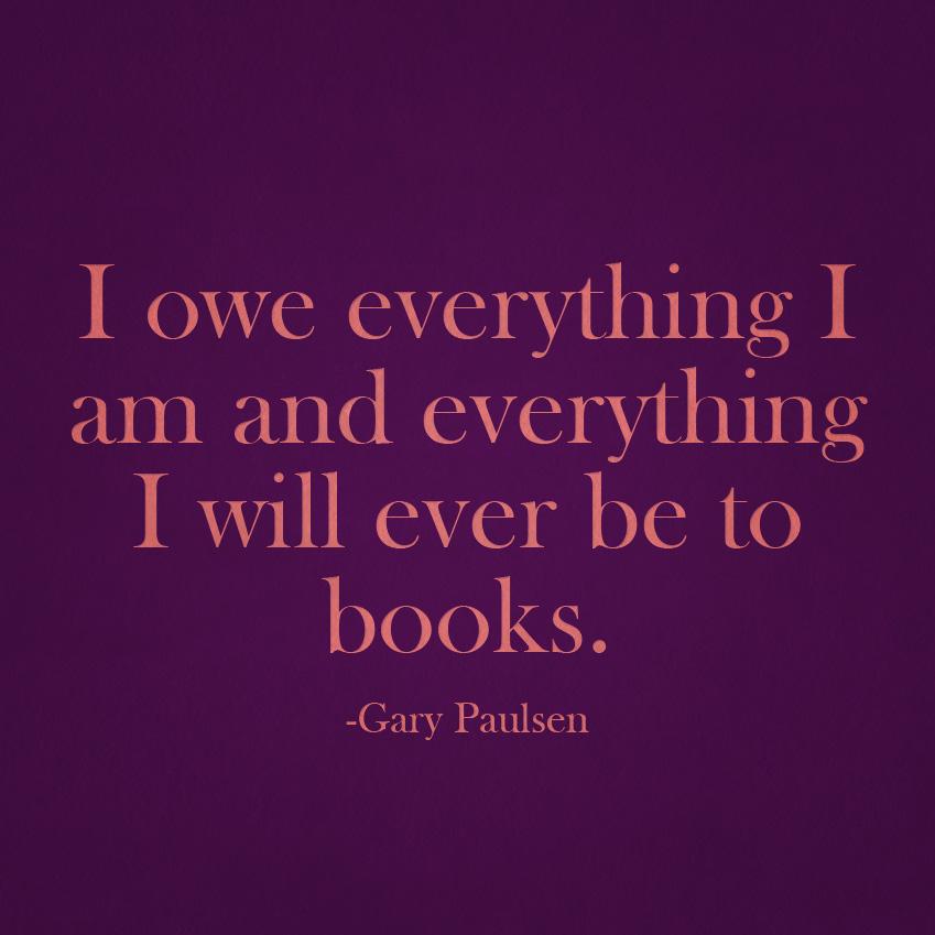 Gary Paulsen's quote #2
