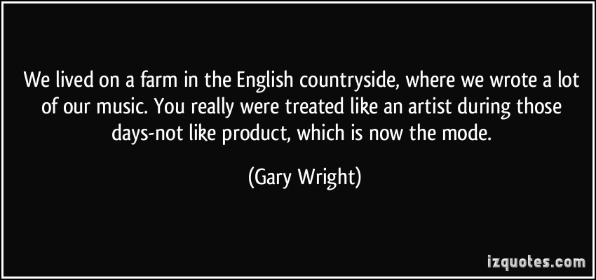 Gary Wright's quote #2