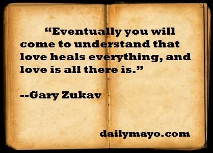 Gary Zukav's quote #6
