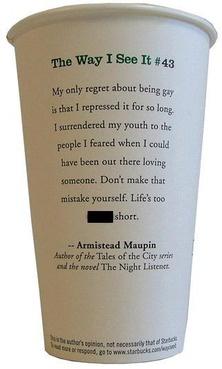 Gay Community quote #1