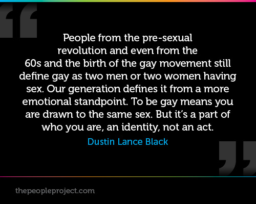 Gay Movement quote #2