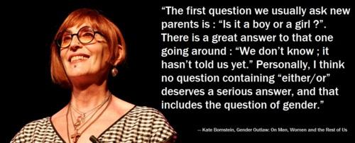 Gender quote #1