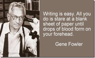 Gene Fowler's quote #2