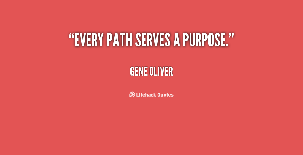 Gene Oliver's quote