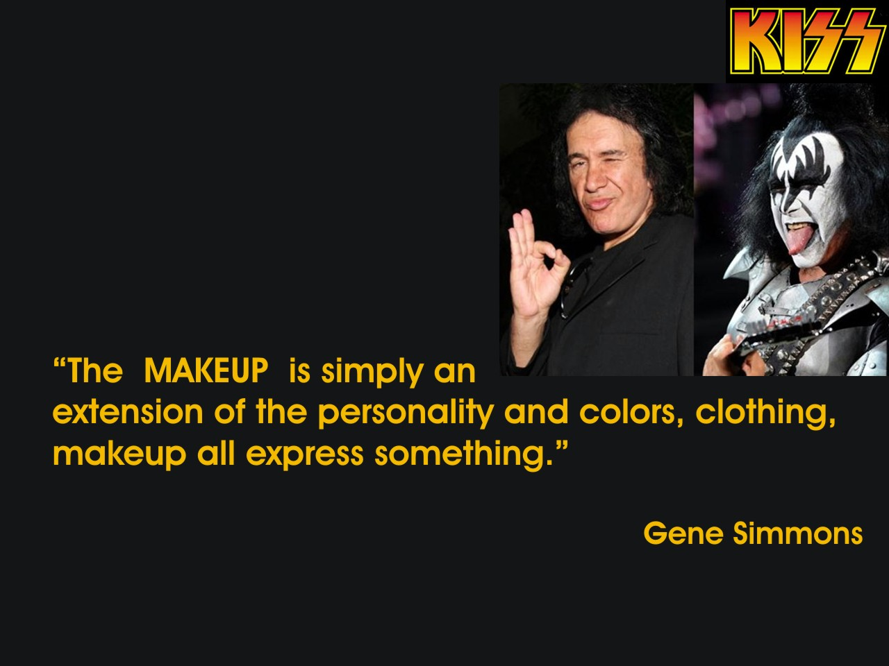 Gene Simmons's quote