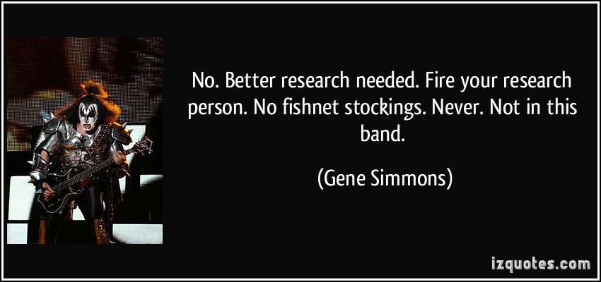 Gene Simmons's quote #2