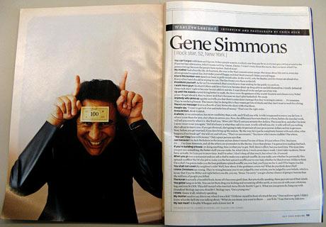 Gene Simmons's quote #7