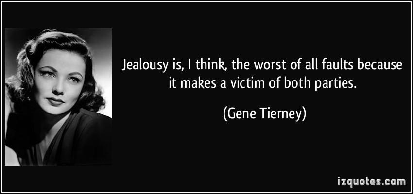 Gene Tierney's quote #4