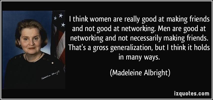 Generalization quote #2
