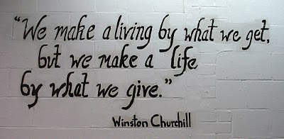 Generosity quote #8