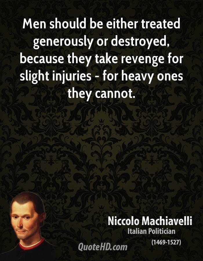 Generously quote