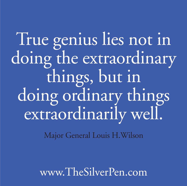 Genius quote #4