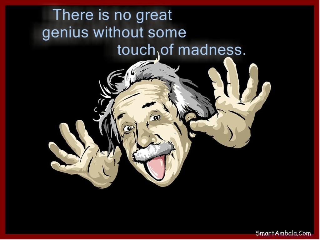 Genius quote #1
