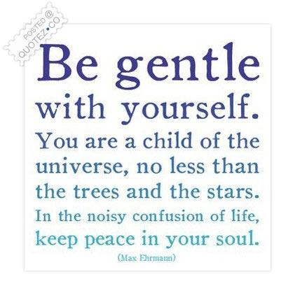 Gentle quote #2