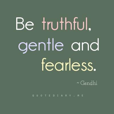 Gentle quote #3