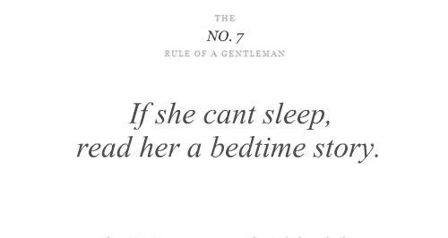 Gentlemen quote #7
